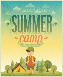 welcome to summer camp